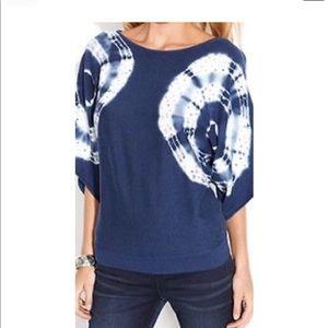 INC International Concepts Tie Dye Sweater - Sz 1X